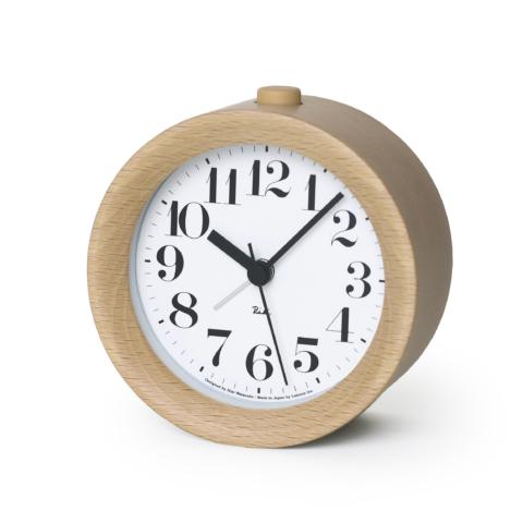 Lemnos Riki Alarm Clock by Riki Watanabe